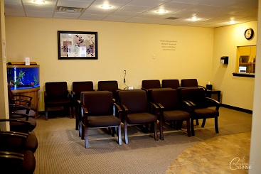 Counseling Waiting Room in Cape Girardeau
