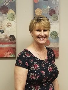 Jen McNeely administrative assistant in Cape Girardeau